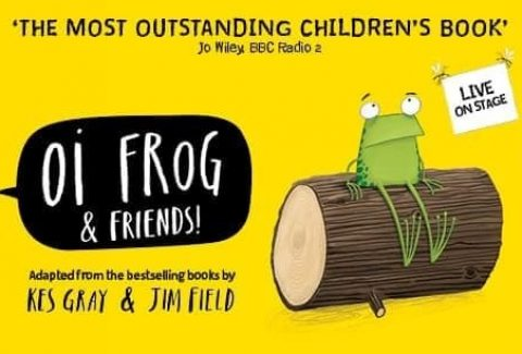 Oi Frog & Friends!